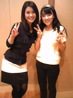 第六名:甲斐田裕子(167cm)(左)在《银魂》中为