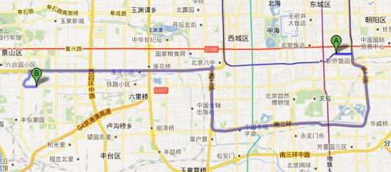 开放时间:2011年9月27日-2011年10月7日   活动地点: 北京中国动漫游戏城(原首钢二通厂)   丰台区吴家村路中关村科技园石景山园   一、乘车方式:   1、嘉年华会场距离一号线玉泉路地铁站仅2.5公里。   2、组委会提供摆渡大巴车在地铁站与会场之间接送嘉年华观众。   3、354路; 436路; 481路; 531路; 611路; 959路; 运通113路; 运通114路公交车均可到达会场入口附近的吴家村公交车站。   二、自驾游客路线:( 3万平米停车场免费停车)   1、自东向