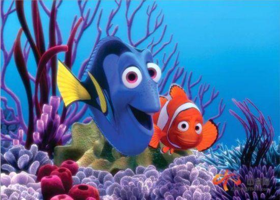 3D版的经典动画《海底总动员》
