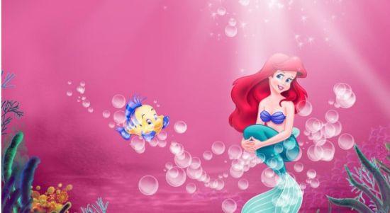 3D版《小美人鱼》