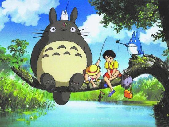 宫崎骏的动漫作品《龙猫》-日本导演新海诚 宫崎骏接班人还没准备好