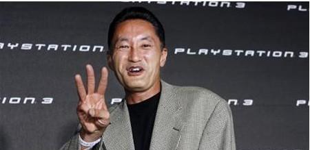 救世主?平井一夫4月出任索尼总裁形容穷的图片表情带字图片