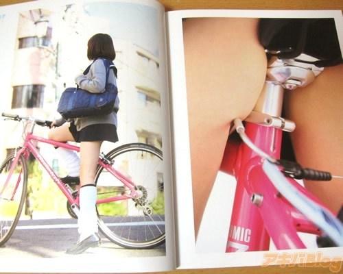 秋叶原写真集《自行车少女》震撼发售!