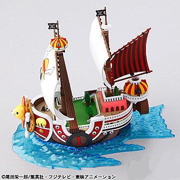 海贼王阳光号-伟大的船引领伟大航程 海贼王千阳号将售