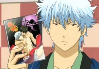 日本热血动漫中的帅哥图片NO.8