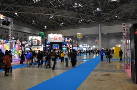 《东京国际动漫节》2012首日现场报道