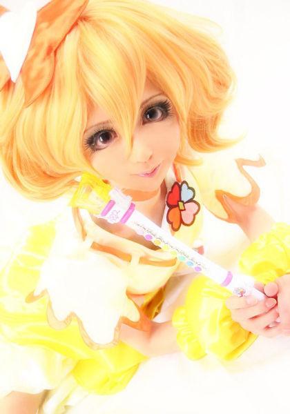 """媲美2D娃娃! 日本美女""""超幻灭""""COS赏"""