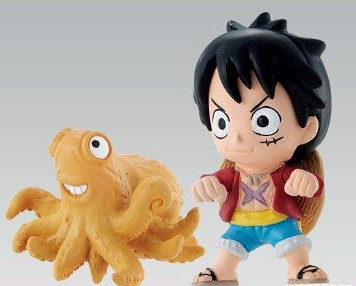 海贼王新食品玩具