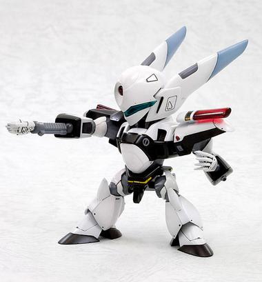 机动警察 动画电影版 AV-X0 ZERO 零式