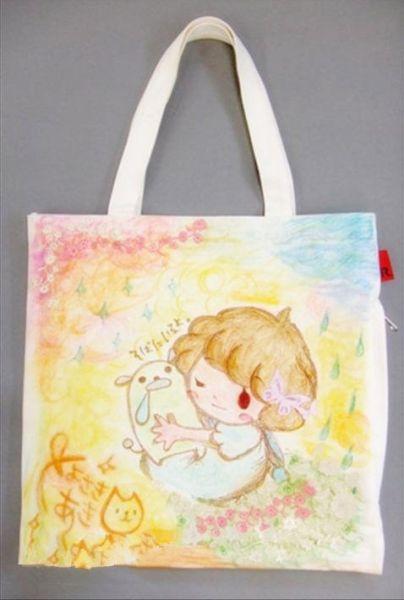 豐崎愛生手繪帆布包再次拍出110萬高價