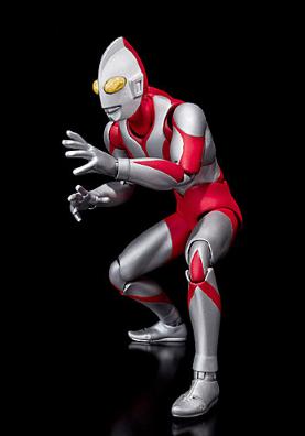 ULTRA-ACT Ultraman 可动超人力霸王