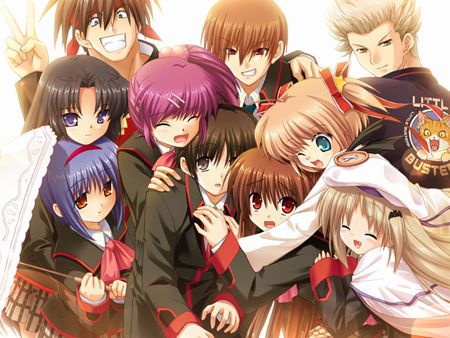 ����ð����Ϸ��Little Busters!��