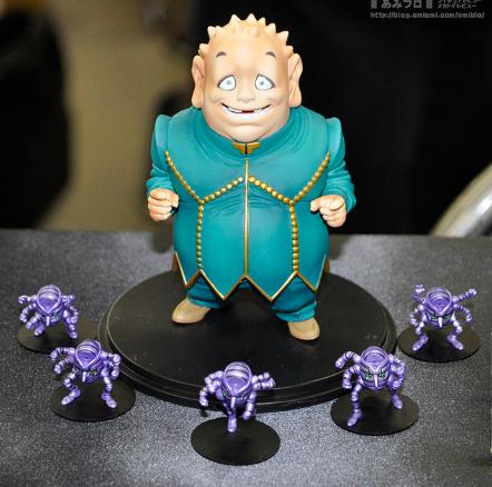 JoJo冒险野郎 宫�g模型展示会2012年春