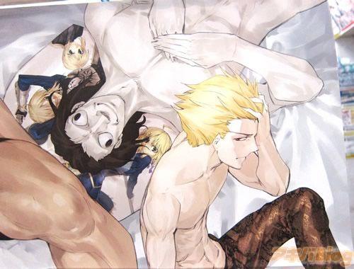 ����Fate/Zero�廭��B2����