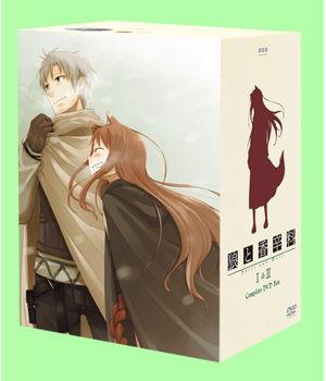 《狼与香辛料》DVD包装