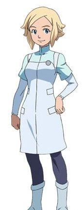 尤诺娅明日野:志愿军的医疗班长。