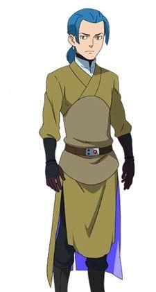 古德蒙拉吉:Phantom3的队员。