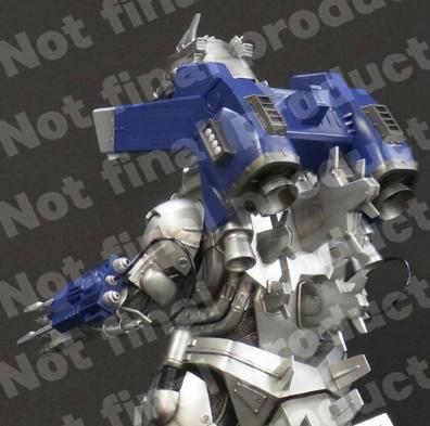 哥吉拉×机械哥吉拉版机器哥吉拉重武装版本