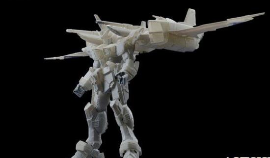 机动战士Gundam SEED正义出击 试模图公开