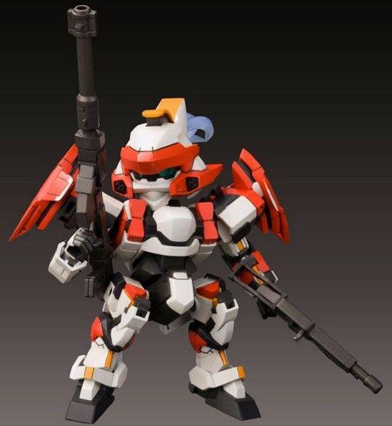 D-STYLE 全金属狂潮 TSR! ARX-8 Laevatein