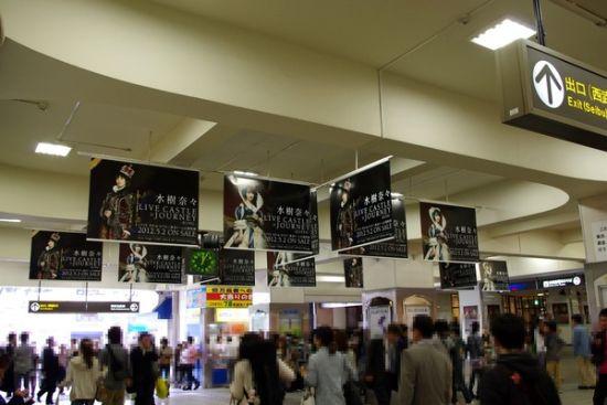 上周为了迎接发售,秋叶原各处都可以看见相关的宣传和广告