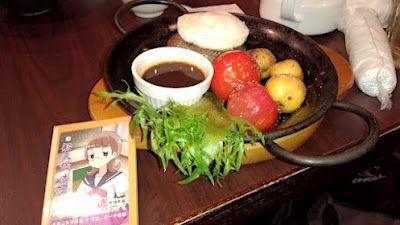 �D-Saki-官网BLOG上的食物晒照
