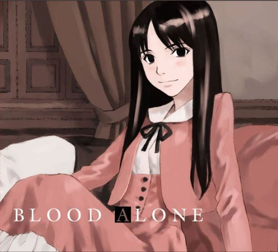"""BLOOD ALONE""8��限定版に付属するドラマCD。"