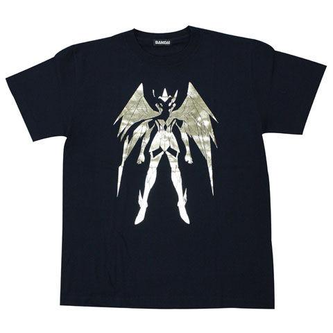 黄金圣衣图案T恤
