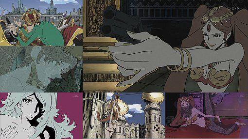 《鲁邦三世 名叫峰不二子的女人》动画截图