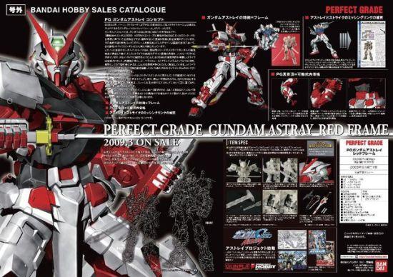 LV原型是1/60 PG Gundam Astray Red Frame,当然这是玩家自己改和重新上色的,此外还多加了两把剑