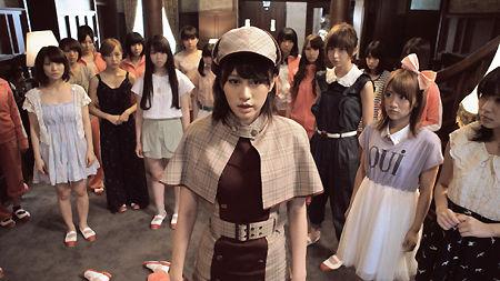 广告《AKB48杀人事件 FILE-1》剧照