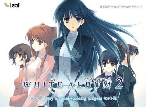 《白色相簿2》游戏封面