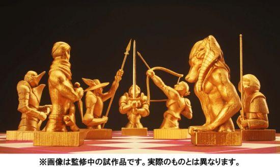 《Fate/Zero》从者造型国际象棋商品化预定12月发售