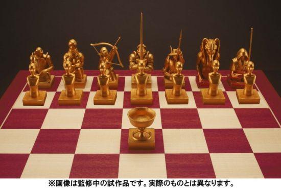 《Fate/Zero》从者造型国际象棋