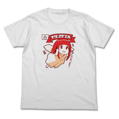 小千反田主题T恤(正面)