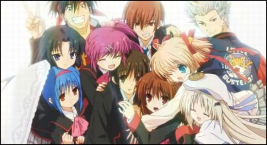 《Little Busters!》