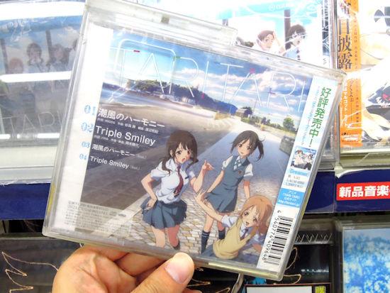 7月新番《TARI TARI》合唱部演唱片尾曲发售