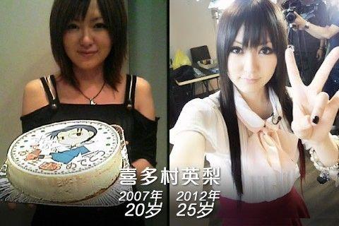 """""""酋长""""喜多村英梨迎25岁生日"""