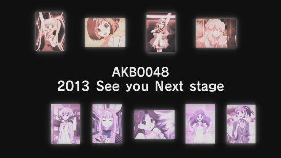 TV动画《AKB0048》二期2013初旬放送决定