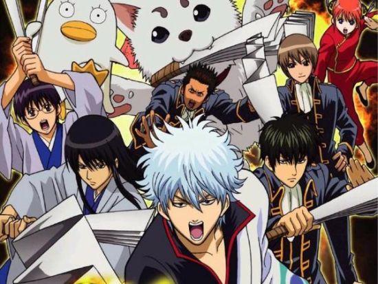 《银魂》PSP游戏开发中 将于下周详细发表