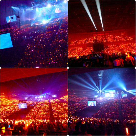 Anisama演出盛况 来源:LiSA中国官方歌迷会