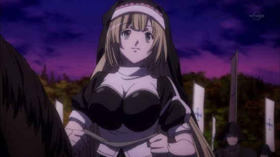 《织田信奈的野望》女性角色只有信奈穿内衣