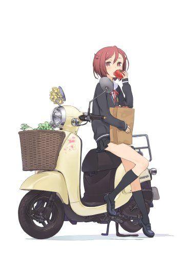 看动画赢摩托 OVA《one off》豪华特典公开