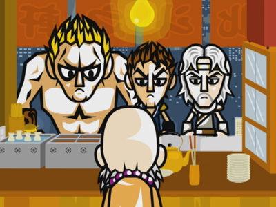 如果没有核战争 《北斗神拳》搞笑动画DVD化