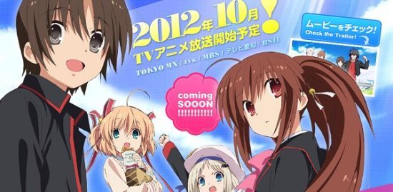 "《Little Busters!》""女主角""直枝理树设定公开"