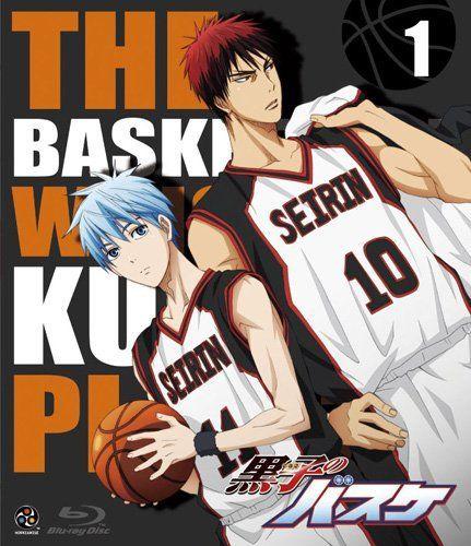 《黑子的篮球》动画BD第8卷将收录OVA全一话
