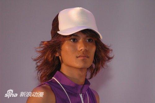 日本男演员�S谷圣(资料图)