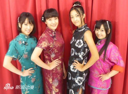 穿旗袍打麻将 特番《麻雀女王决定战》10月放送