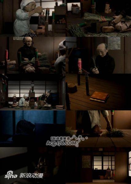日本2012年优秀动画受赏作品公布 粘土动画受赏