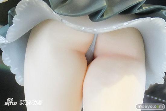 内裤挡不住的肉《我的朋友很少》星奈PVC发售